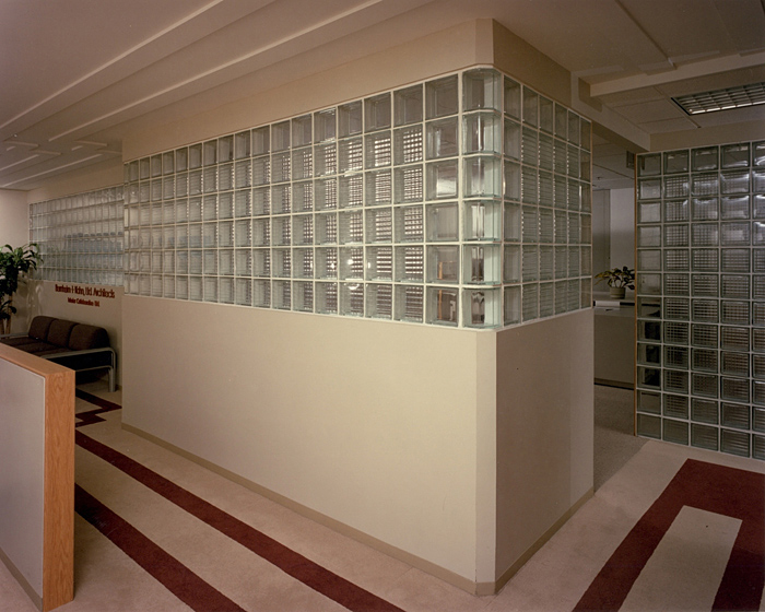 Architect's Offices & Studio Photo 3 - Pittsburgh Corning Argus, Vue Glass Block